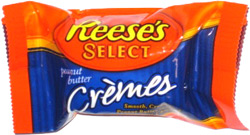 Reese's Select Peanut Butter Crémes