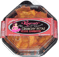 Regenie's Crunchy Pitas Texas Barbecue