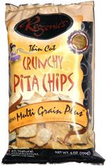 Regenie's Multi Grain Plus Thin Cut Crunchy Pita Chips