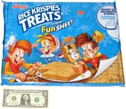 Rice Krispies Treats Fun Sheet