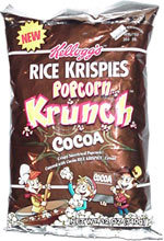 Rice Krispies Popcorn Krunch Cocoa