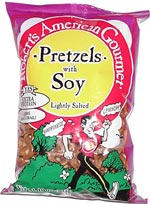 Pretzels with Soy