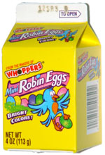 Mini Robin Eggs