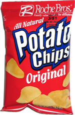 Roche Bros. Potato Chips Original