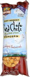 Rocky Mountain Popcorn Company Red Chili Popcorn