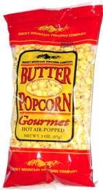 Rocky Mountain Popcorn Company Butter Popcorn