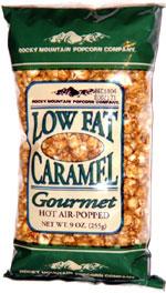 Rocky Mountain Popcorn Company Lowfat Caramel Popcorn
