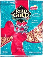 Rold Gold Holiday Shapes