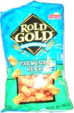 Rold Gold Parmesan Herb Flavored Pretzel Nuggets