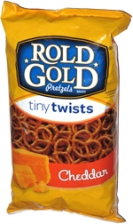 Rold Gold Tiny Twists Cheddar