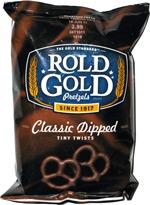 Rold Gold Classic Dipped Tiny Twists Fudge Coated Pretzels