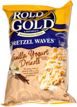Rold Gold Pretzel Waves Vanilla Yogurt Drizzle