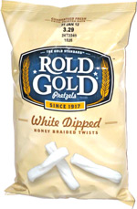 Rold Gold White Dipped Honey Braided Twists