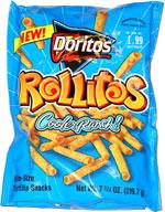 Doritos Rollitos Cooler Ranch