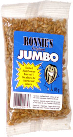 Ronnie's Original Jumbo Salted Sunflower Kernel