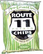 Route 11 Sour Cream & Chive Potato Chips
