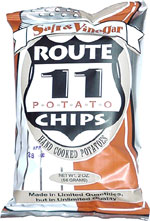 Route 11 Salt & Vinegar Potato Chips
