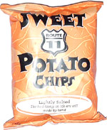 Route 11 Sweet Potato Chips