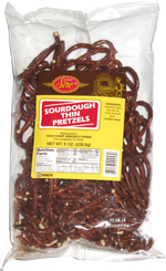 Royal Sire Sourdough Thin Pretzels