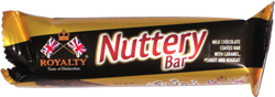 Royalty Nuttery Bar