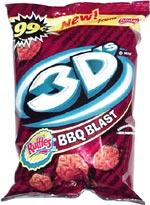 Ruffles 3D's BBQ Blast