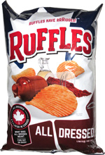 Ruffles All Dressed