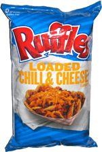 Ruffles Loaded Chili & Cheese