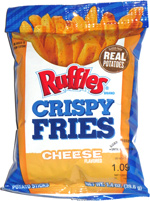 Ruffles Crispy Fries Cheese