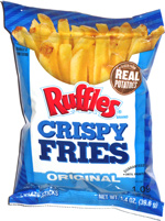 Ruffles Crispy Fries Original