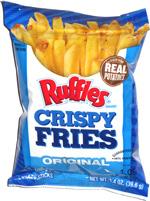 Ruffles Crispy Fries Original