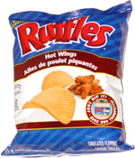 Ruffles Hot Wings