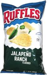 Ruffles Jalapeño Ranch