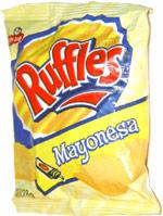 Ruffles Mayonesa