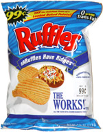 Ruffles The Works!