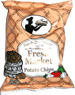 Fresh Market Potato Chips - Bar-B-Que Flavor