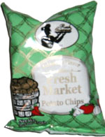 Fresh Market Potato Chips - Jalapeno Flavor