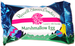 Russell Stover Candies Marshmallow Egg