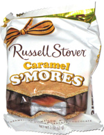 Russell Stover Caramel S'mores