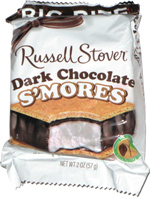 Russell Stover Dark Chocolate S'mores