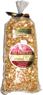 Ryan's Old Fashioned Sriracha Caramel Corn