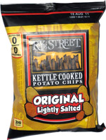 Rye Street Kettle Cooked Potato Chips Original Lightly Salted