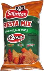 Sabritas Fiesta Mix
