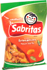 Sabritas Mexican Style Mix
