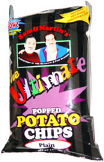 Sam & Martin's The Ultimate Popped Potato Chips Plain
