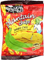 Samai Plantain Chips Jungle Chilli