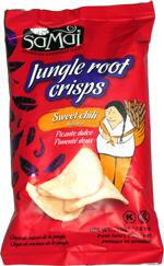 Samai Jungle Root Crisps Sweet Chili