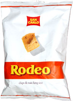 San Carlo Rodeo Chips di Mais King Size