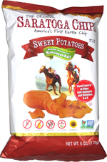 Saratoga Chips Sweet Potatoes