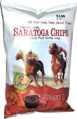Saratoga Chips Honey BBQ