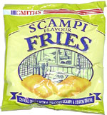 Smiths Scampi Flavour Fries